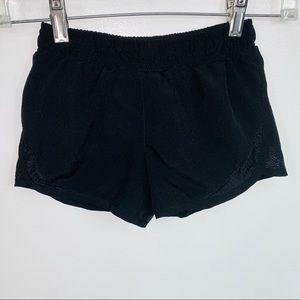 Girls Old Navy Active Black Athletic Shorts